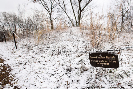 Native Americans and the Preserve – Lakeshore Nature